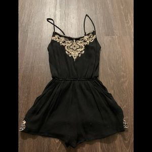 2 for $30 One of a kind romper from Thailand!